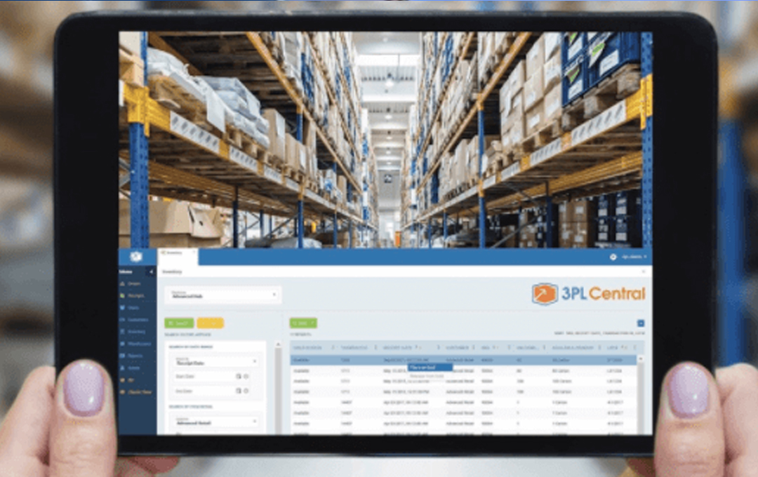 3PL: Warehousing Central Software