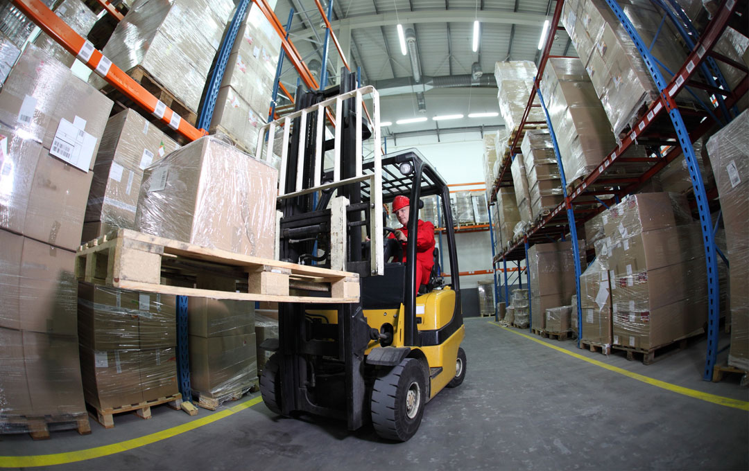3PL: Warehousing Services